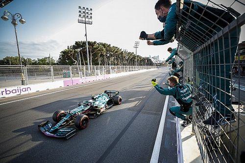F1: Aston Martin espera ter condições de lutar por títulos em cinco anos