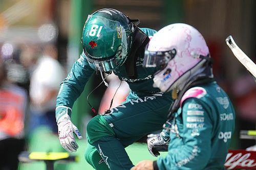 """Lawrence Stroll : Lance est """"au même niveau"""" que Vettel"""