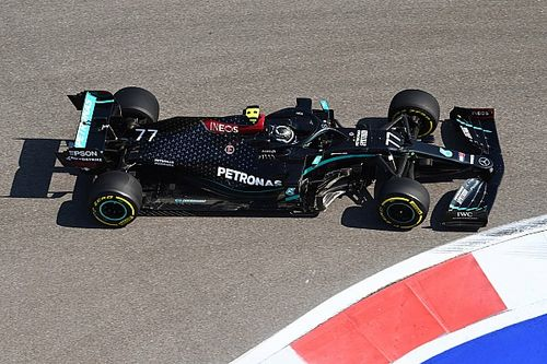 2020 F1 Russian GP Friday practice results