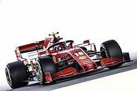 """Leclerc, sorprendido de que el Ferrari fuera """"competitivo"""" en Rusia"""