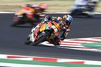 Moto3 - Emilia Romagna: Raúl Fernández hace la pole lesionado; Arenas, 4º