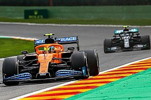 """McLaren salue le """"grand soutien"""" de Mercedes pour sa F1 2021"""