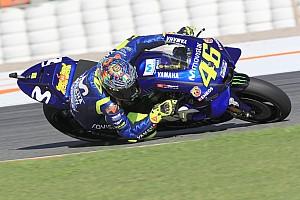 Россі: З новим двигуном мотоцикл став трохи кращим