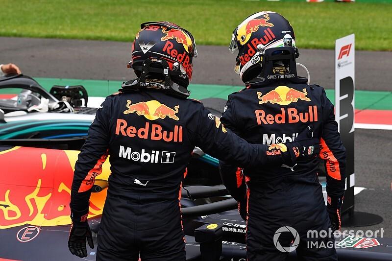 Ricciardo s'attendait à une plus mauvaise relation avec Verstappen