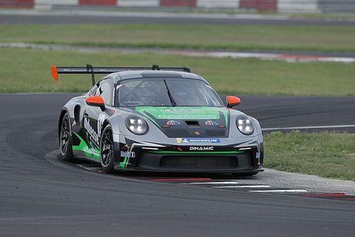 Alessandro Giardelli debutta in Porsche Supercup in Ungheria