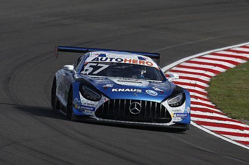 Ellis débloque le compteur de Mercedes au Lausitzring