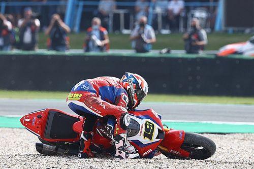 Bautista Kecewa Honda Tidak Maksimal di Assen