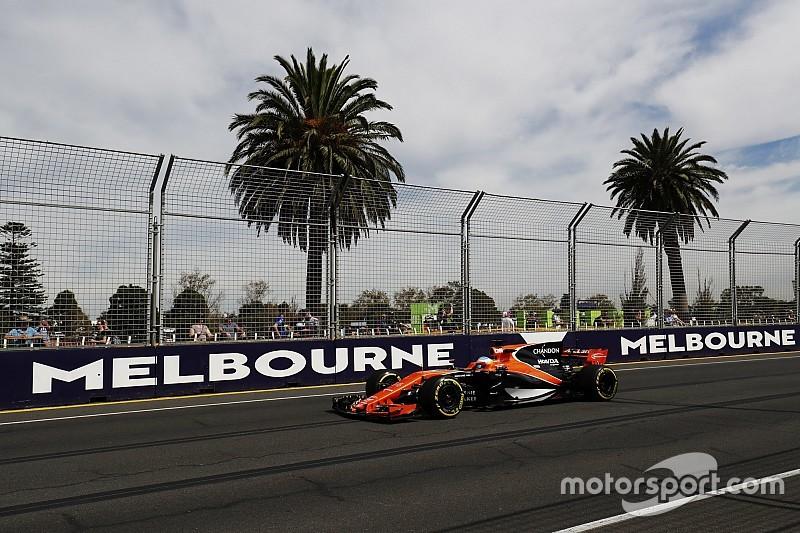 """Alonso: """"Lo que no sea estar entre los cinco primeros no es ninguna reacción"""""""
