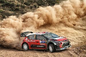 WRC Etappenbericht WRC Rallye Mexiko: Kris Meeke weiter auf Siegkurs