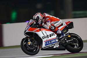 "MotoGP Noticias de última hora Dovizioso: ""Con neumático duro estaba cerca de Maverick"