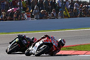 MotoGP News Lorenzo zu Zarco: MotoGP nicht