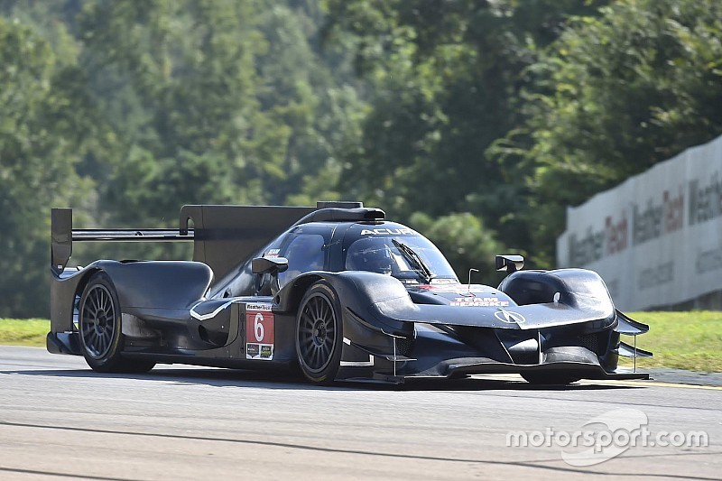 Hpd Montoya Complete First Test Of Acura Arx 05