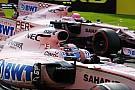 Nach Crash in Spa: Force India verhängt Stallregie für Ocon/Perez