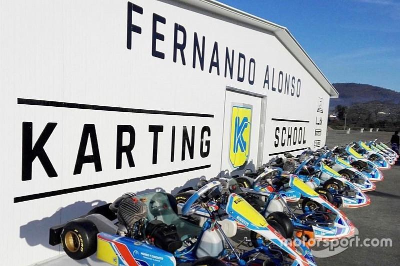 Алонсо та Pirelli розіграють запрошення до картинг-центру