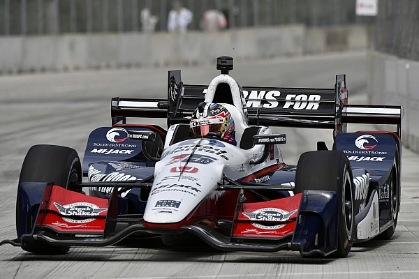 IndyCar IndyCar у Детройті: Рейхолу знову немає рівних