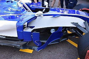 Formel 1 Analyse Formel-1-Technik: Sauber und die aggressiven Updates in Monaco