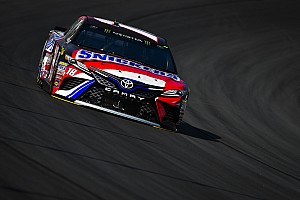 NASCAR Cup Breaking news NASCAR using the Tire Dragon to rubber-in Kentucky Speedway
