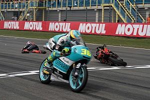 Moto3 Breaking news GALERI: Chicane banyak telan korban, Moto3 Assen berakhir dramatis