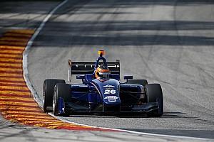 Indy Lights Relato da corrida Leist vence corrida 1 em Road America de ponta a ponta