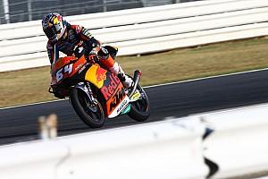 Moto3 Nieuws Bendsneyder baalt van crash:
