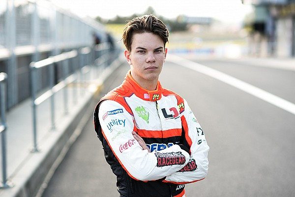 Teenaged Australian Supercars racer Rullo to test Vauxhall BTCC car