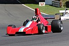 Vintage Formula 5000 cars return to Castle Combe
