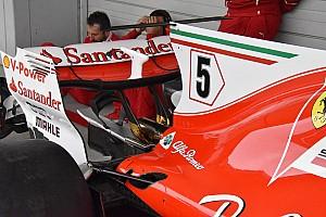 Strategy Group: sì all'ala posteriore Ferrari, no a quella anteriore di Brawn