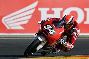 CEV Race report CEV Moto3 Albacete: Andi Gilang finis lima besar