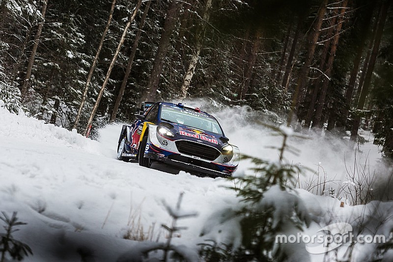 """Sweden spin one of my """"stupidest mistakes"""" - Ogier"""