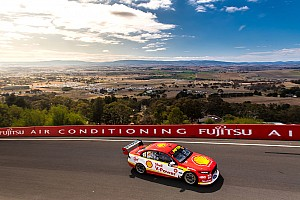 Supercars Breaking news Penske boss hails McLaughlin's Bathurst effort