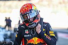 Formula 1 Verstappen extends Red Bull deal to 2020