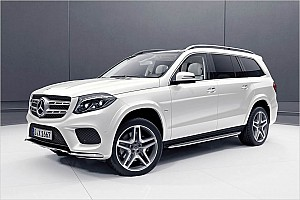Automotive News Die Mercedes GLS Grand Edition 2018