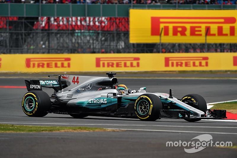 """Hamilton dice que la llegada de Bottas a la pelea del título """"no cambia nada"""""""