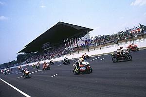 Moto3 Nostalgia GALERI: Ketika Valentino Rossi juarai GP 125cc Indonesia 1997