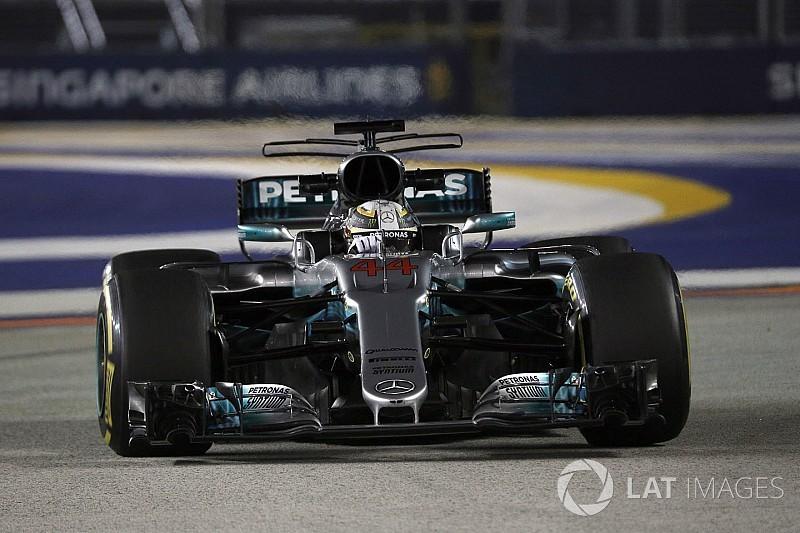 "Hamilton mantém otimismo: ""Ninguém é inacessível"""