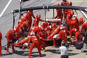 Формула 1 Коментар Нерозкритий потенціал, або Чому Ferrari вперше без подіуму