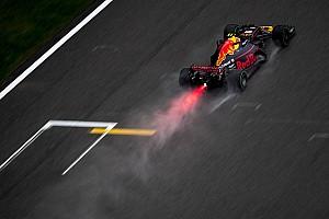 La Pirelli intermedia hasta 7 segundos más veloz que en 2016