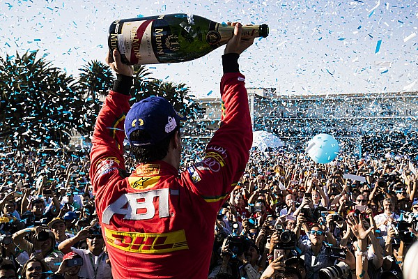 Gallery: The best photos from the Mexico City ePrix