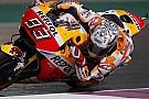 Гран Прі Катару: Маркес був кращим у розминці, незважаючи на аварію