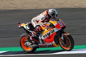 MotoGP Qualifyingbericht MotoGP 2017 in Silverstone: Marquez mit Streckenrekord auf Pole-Position