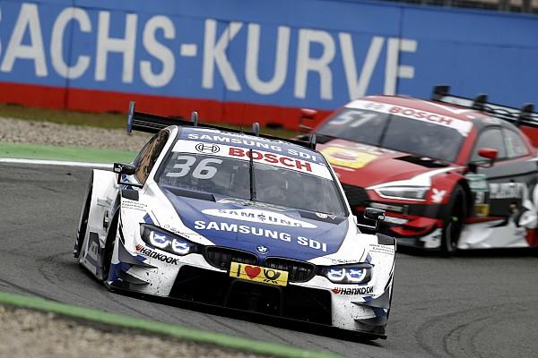 Maxime Martin lidera los libres 3 del DTM en Hockenheim