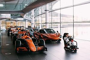 F1 突发新闻 迈凯伦发起电竞大赛,获胜者将成F1模拟器车手