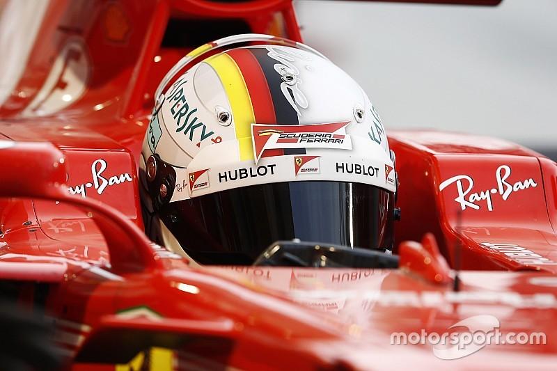 【F1】ロシアGP FP2速報:ベッテルがトップタイム。バンドーン出走間に合う