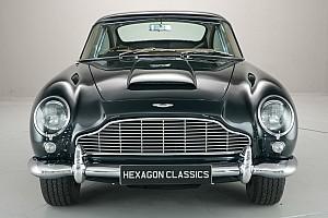 Auto Actualités L'une des plus belles Aston Martin DB5 au monde?