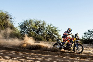 Dakar Stage report Dakar 2017, Stage 12: Sunderland seals maiden bikes title