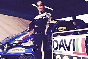 Altre Turismo Ultime notizie Davide Nardilli in Clio Cup Italia con la Melatini Racing