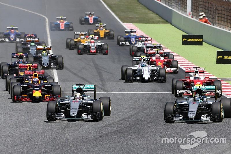 Как Хэмилтон и Росберг избежали наказания за столкновение в Гран При Испании
