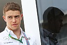 Formula 1 Williams retains di Resta as reserve driver