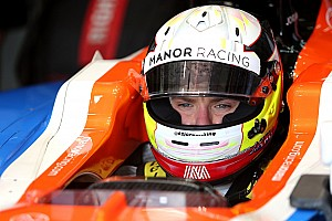 "Formula 1 Interview King ""perfectly ready"" to step into Manor F1 seat"