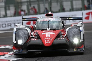 WEC Race report Podium return for Toyota Gazoo Racing